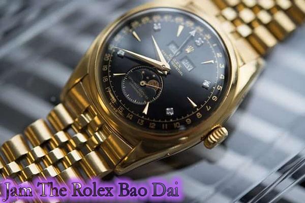 Jam The Rolex Bao Dai